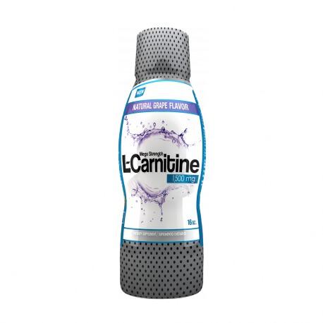 L-carnitine 1500mg liquid 16 fl oz grape flavor