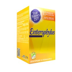 EnteroPhillus 215mg 60 Capsules Unit Box