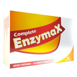Enzymax 60 Tablets Blister Unit Box