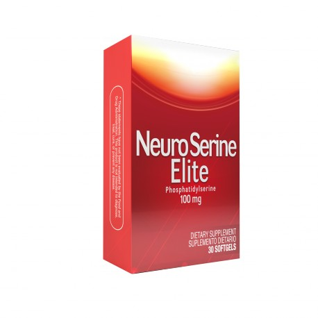 Neuro serine elite 30 softgels