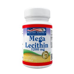 Mega Lecithin 1200mg 100 Softgels
