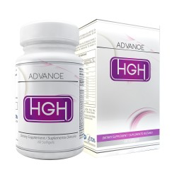 Advanced hgh x 60 capsulas