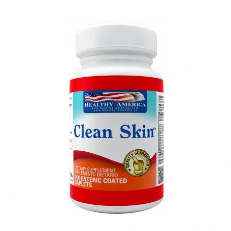 Clean Skin 100 Caplets