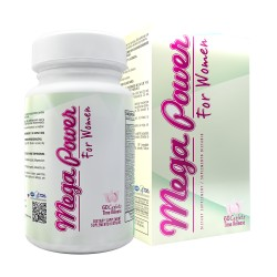 Mega Power For Women 60 Enteric Coated Caplets