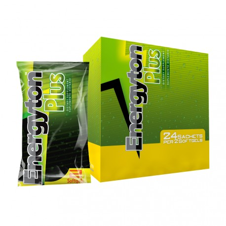EnergyTon Plus 24 sachets por 2 softgels