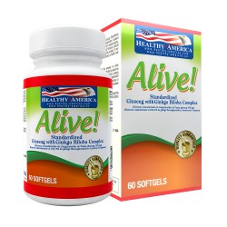 Alive 60 Softgels