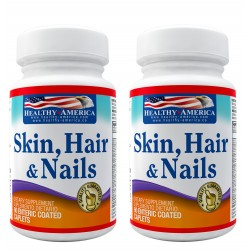 Skin Hair and Nails x 60 Caps Segundo Frasco 50% Off