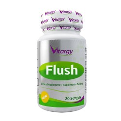 Vitargy Flush 30 Softgels