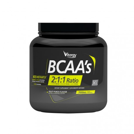 BCAA´s 2:1:1 RATIO
