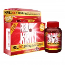 Red Krill Oil 1.000mg 30 Softgels