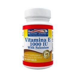 Vitamin E 1000 IU 100 Softgels