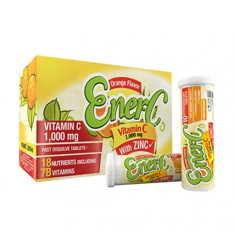 Ener C VITAMINA C 1000 mg EFERVESCENTE