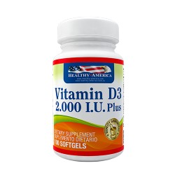 VITAMIN D3 2.000 IU