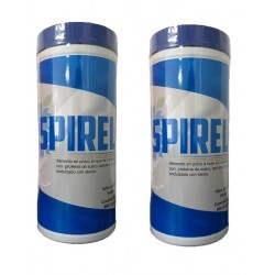 2 Bebida SPIREL x 800 gramos segunda 25% off