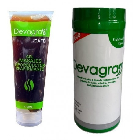 Devagrass Bebida y Gel 10% OFF