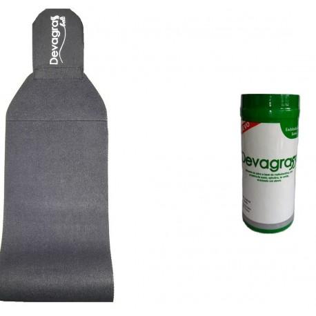 Bebida y Cinturon de Neopreno Devagrass 10% OFF